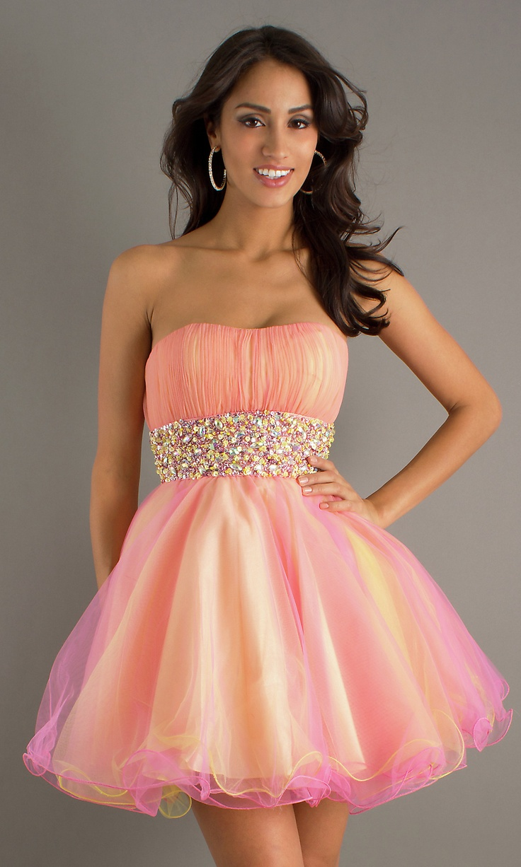 1000  images about Prom dresses ! on Pinterest  Short prom ...