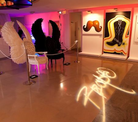 Inside David Bromstad's Art Basel Miami Event by Jeanine Hays on @HGTV.