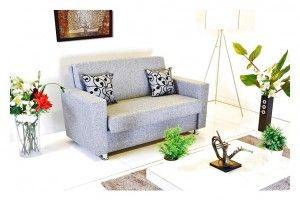 Fabulous Gray Sleeper Sofa Loveseat