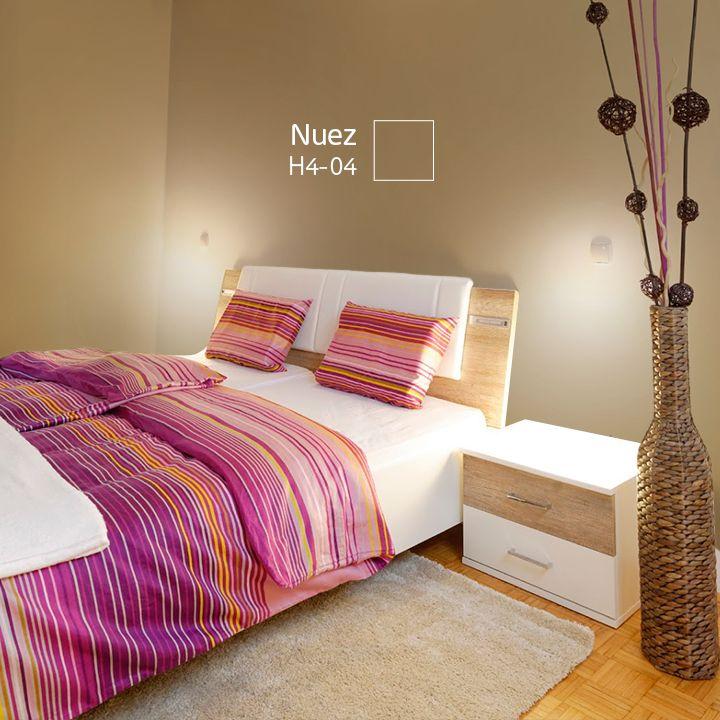 Usa #COLORES relajantes para el dormitorio, invitarán al descanso.