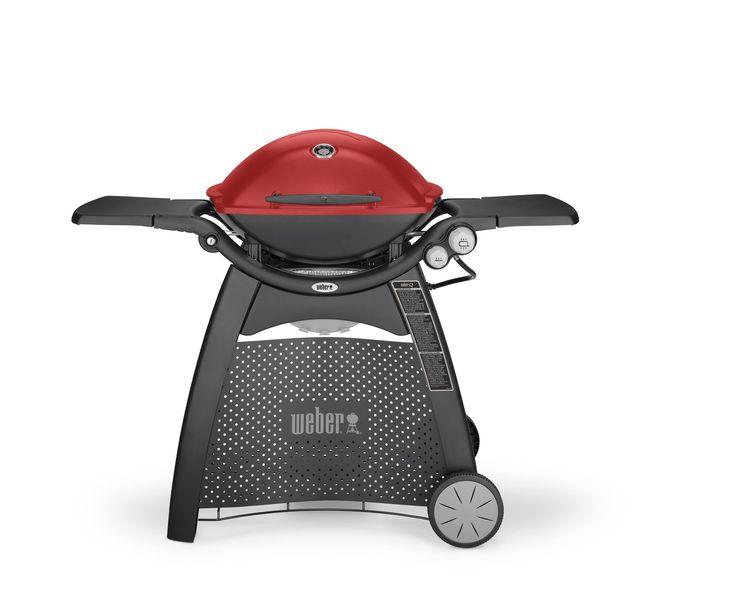 Weber Family Q 3200AU Red LPG137