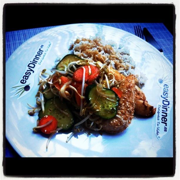 Mandu Pollo Coreano