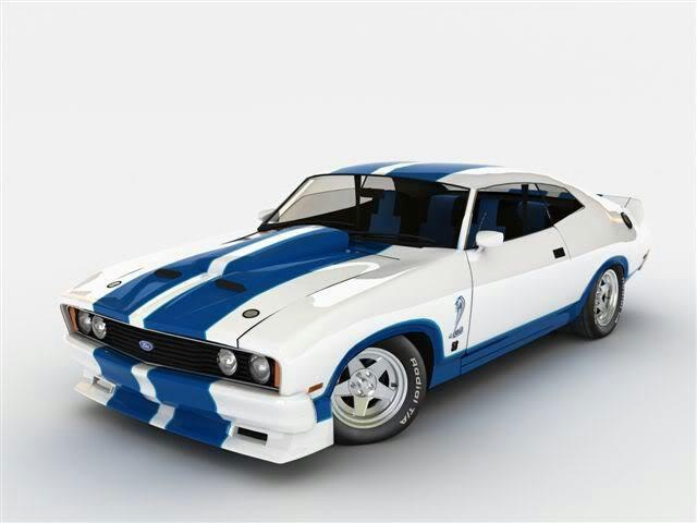 Best Muscle Cars Images On Pinterest Ford Falcon Falcons