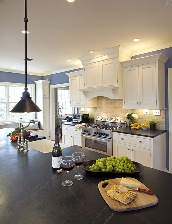 10 Most Popular Kitchen Countertops Love the Soapstone look