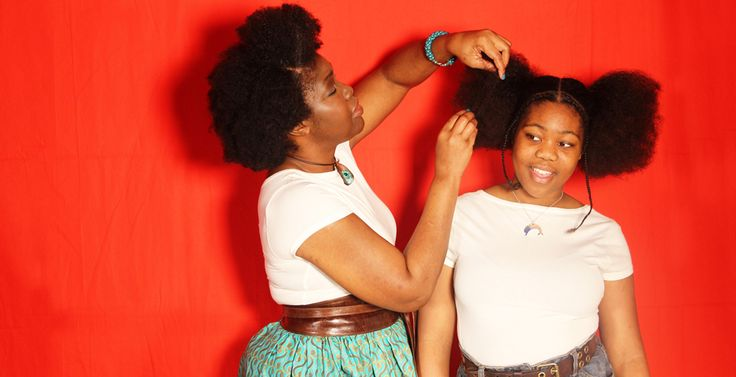 Six stories about black women's hair