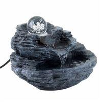 Rock Design Desk Fountain.Ships free.