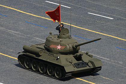Т-34 (архивное фото)