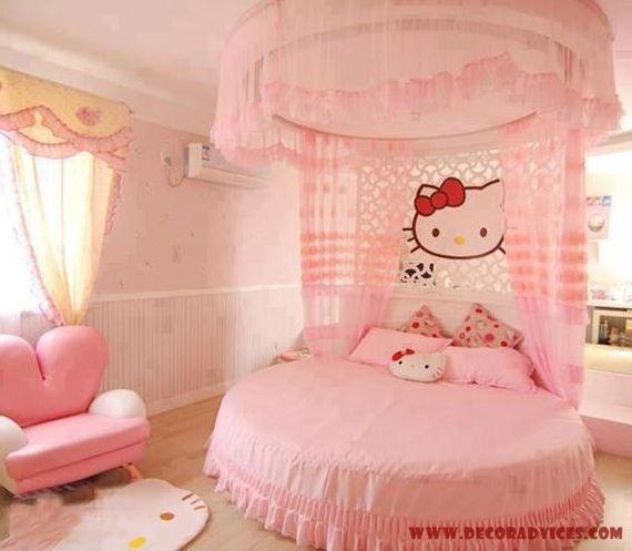 Charmant Kitty Room Decor. Hello Kitty Room Decor A