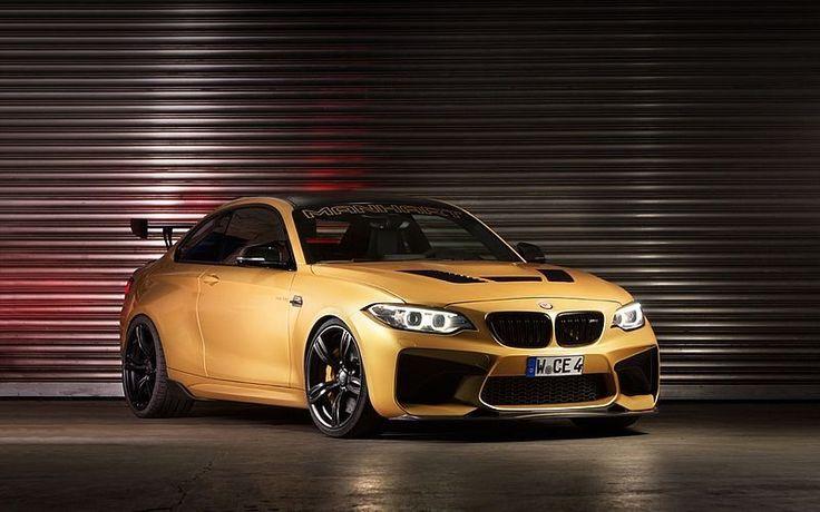 BMW M2 Manhart este Mai Puternic ca un Lamborghini Huracan