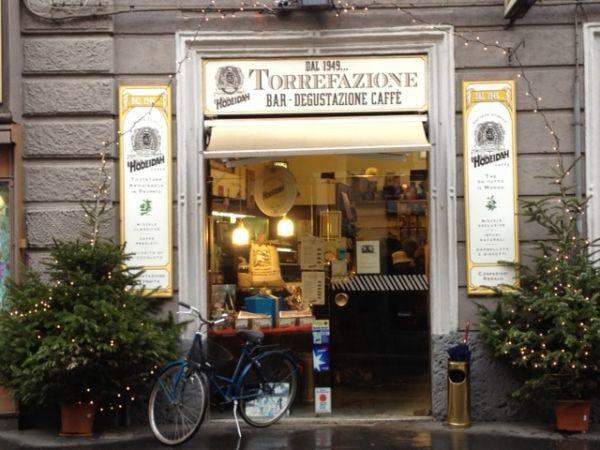 Torreffazione Hodeidah, Via Nette Espressobar in Mailand Piero della Francesca 8, Montag bis Samstag 7 bis 19.30 Uhr, http://www.hodeidah.it/