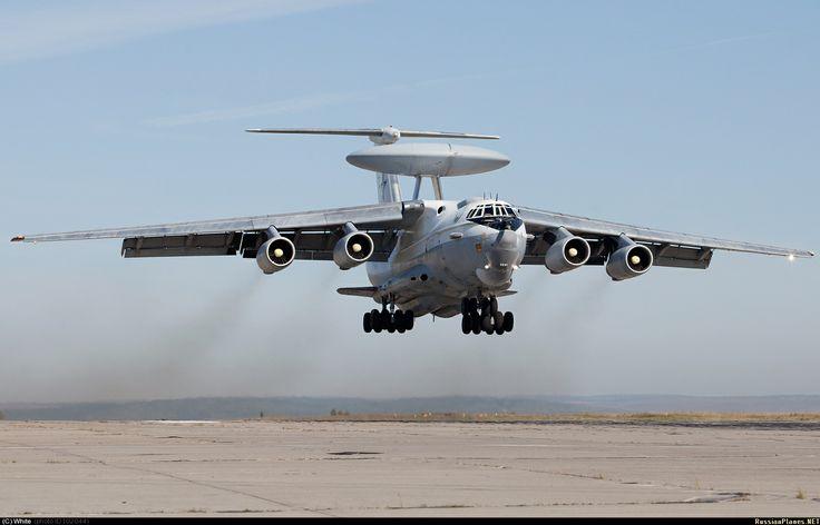 Ilyushin Il-76/78/A-50