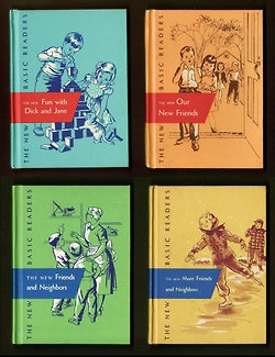 1950's Dick and Jane Collection. I wish I could find our old books!! I love Dick and Jane.