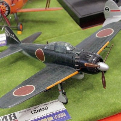 The 2014 All Japan Model & Hobby Show kicks off this weekend at Tokyo Big Sight in Odaiba.