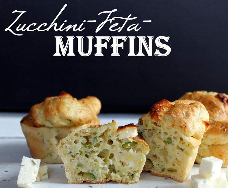 Zucchini-Feta-Muffins by Liv_90 on www.rezeptwelt.de