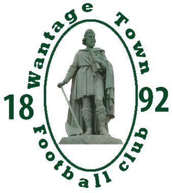 1892, Wantage Town F.C. (England) #WantageTownFC #England #UnitedKingdom (L16745)
