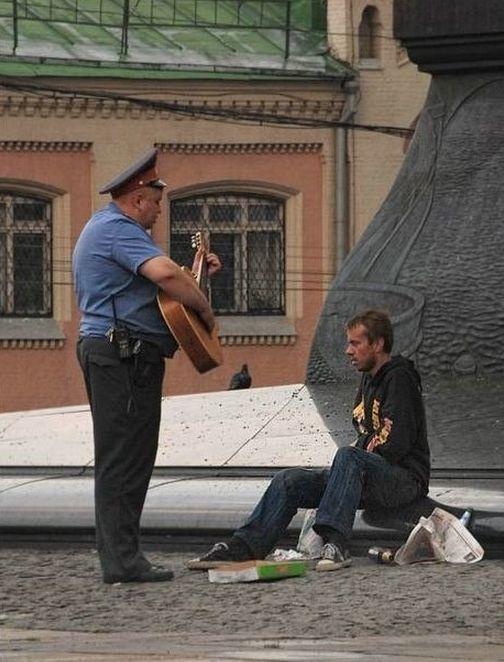 Добрый милиционер