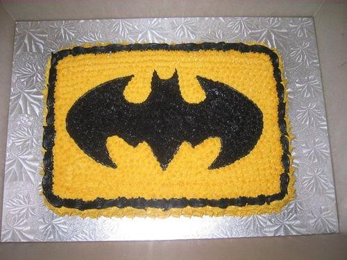 Batman Birthday Cake!! | Flickr - Photo Sharing!