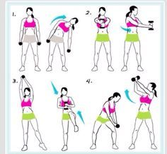 Great Ab Exercise to shrink that waist!