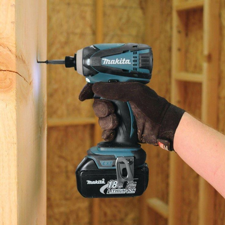 Makita 18-Volt LXT Lithium-Ion 1/4 in. Cordless Impact Driver Kit-Joey