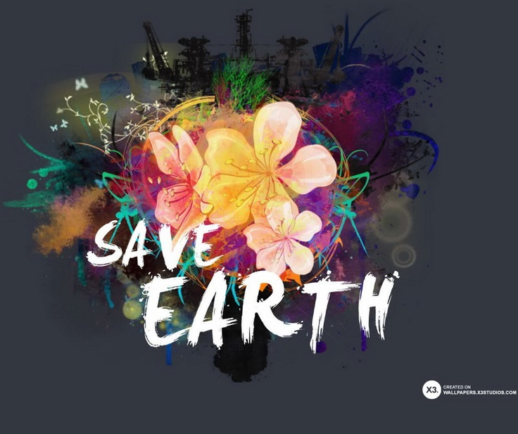 Save the #earth! It's the only planet with [...]      What word would you use to finish the sentence? :)