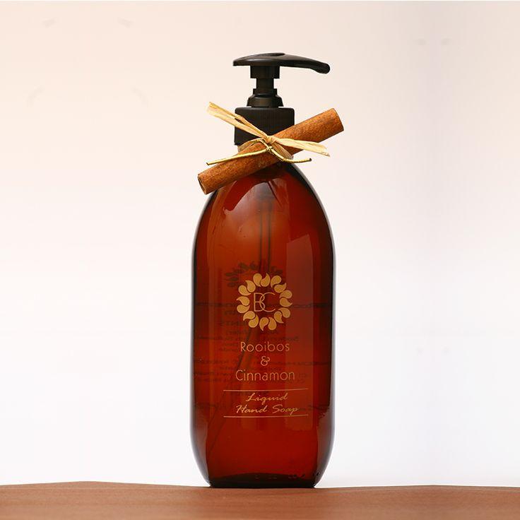 Rooibos & Cinnamon Liquid Hand Soap