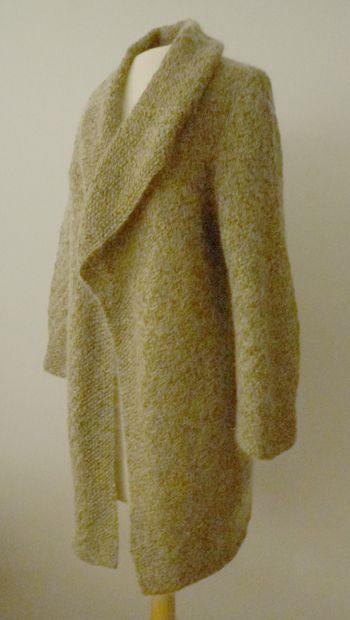 Lindsay by Coco Knits — habu silk, mohair and paper