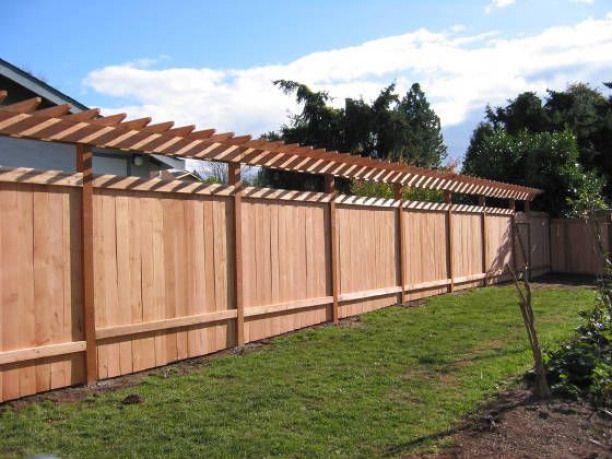 Kirkland Wood Fencing Contractor In Bellevue Redmond And Issaquah