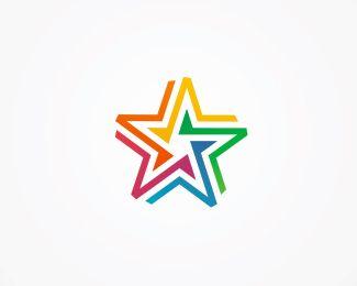 logos using a star