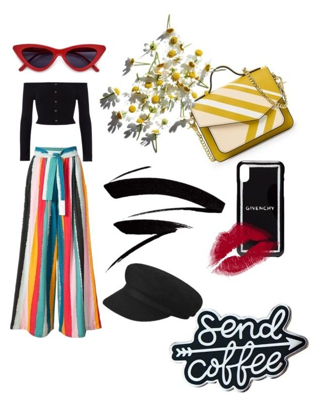 """spring casual chic"" by ziasmin on Polyvore featuring Tome, River Island and Givenchy"
