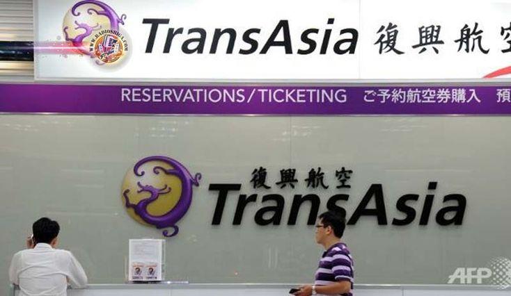 TransAsia Airways suspende todos os seus voos. A terceira maior companhia aérea de Taiwan, TransAsia Airways, disse que suspenderá todos os vôos...