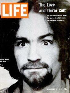 Charles Manson, LIFE magazine, 1969