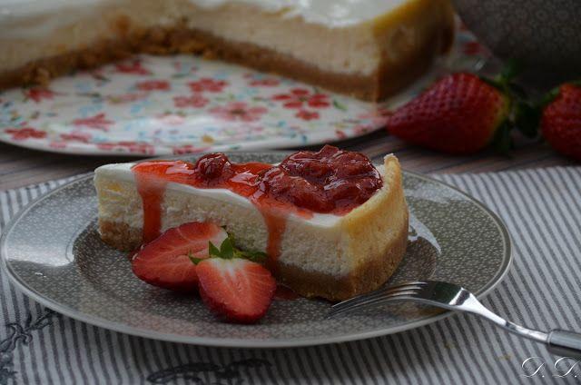 Tvořeníčko od srdce: Cheesecake