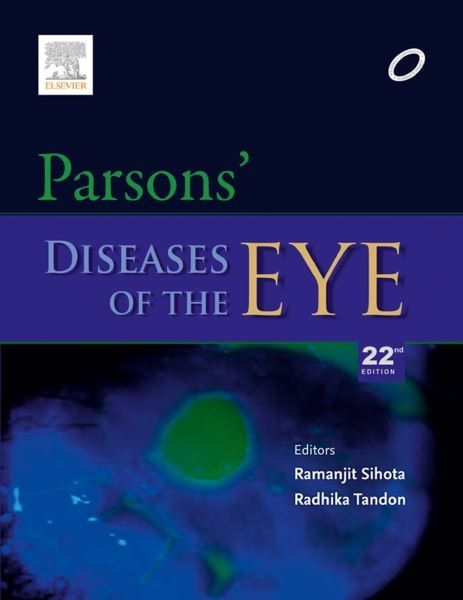 Of 22nd diseases eye parsons pdf the edition
