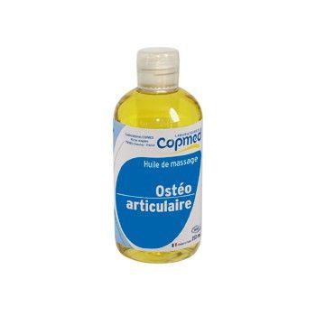 Huile de massage ostéo-articulaire  Huile de massage apaisante aux huiles essentielles. Détente musculaire et articulaire.