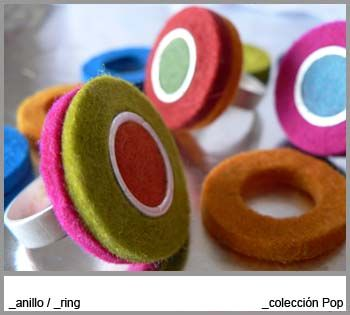 felted rings: Textile Jewelry, Ring Felting, Felt Rings, Felted Jewelry, Fiber Jewelry, Felt Jewelry