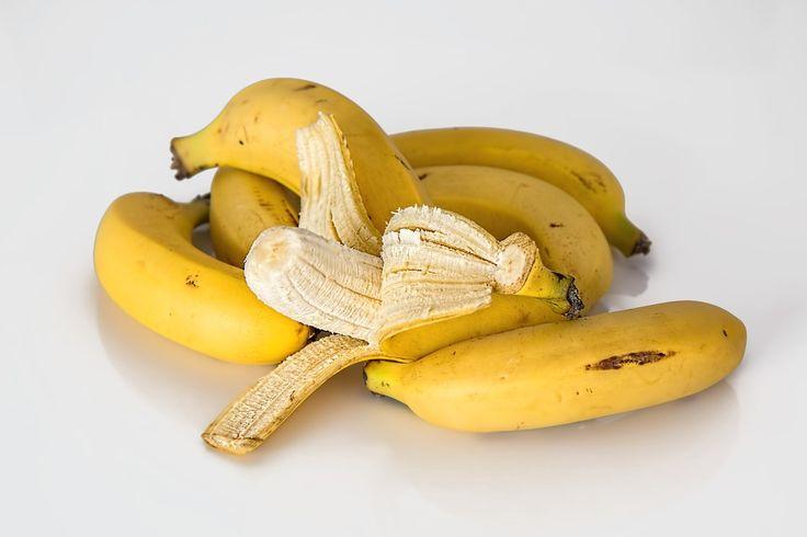 Bananowa maseczka upiększająca włosy ~ Tips & Tricks