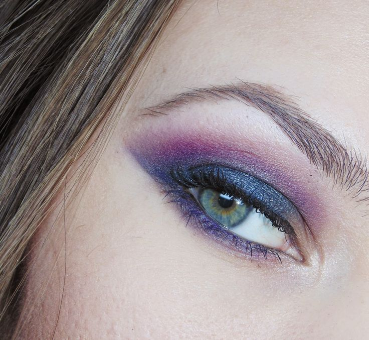 Lifestyle in my way: Purple Hearts | Make-up