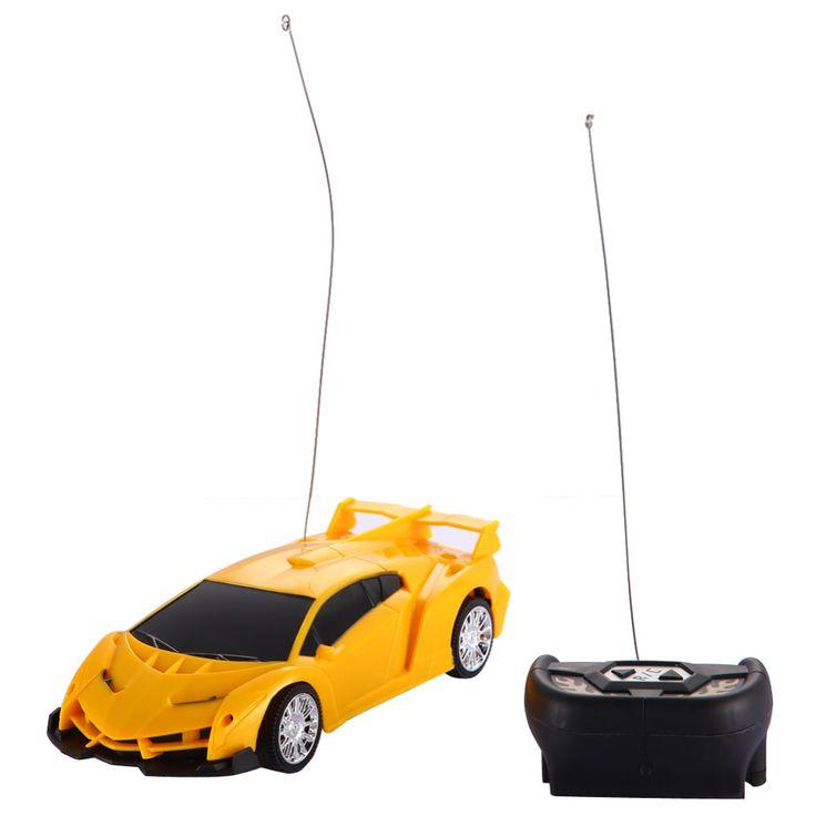 1/24 Velocidad de Deriva teledirigido de Radio de RC RTR Truck Racing de Coches de Juguete de Regalo de Navidad