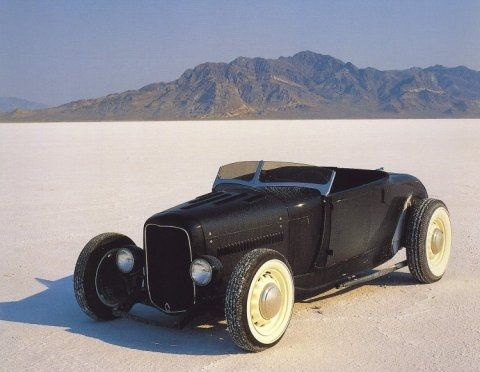 1929 Ford Highboy Roadster For Sale Salt Flats < Typically not my style, but I love the subtlety of this roadster. Nothing over the top.