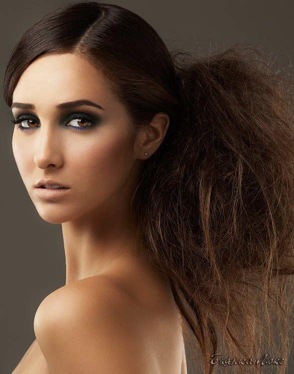 Стрижки и прически для тонких волос 149