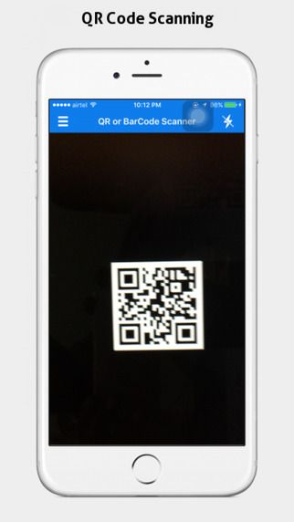 https://itunes.apple.com/in/app/qr-code-reader-scanner/id1092575275?mt=8