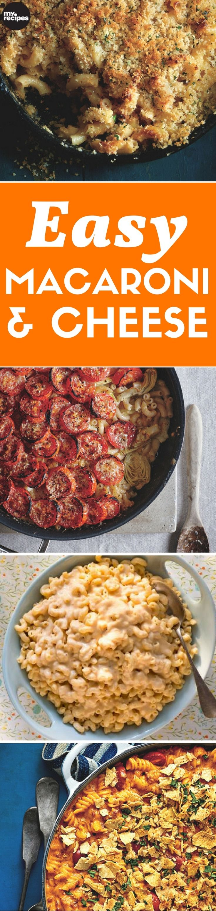 86 best comfort food images on pinterest appetizer recipes easy macaroni and cheese meals soul food forumfinder Images