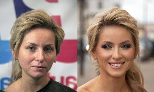 Makeup Tips for Women over 40: how not to look ridiculous?  Contents:  Proper Anti-Aging Skin Treatment. Makeup Tips for Women over 40. Best Ways to Look Younger.  http://mybeautiness.com/makeup-tips-for-women-over-40-how-not-to-look-ridiculous/