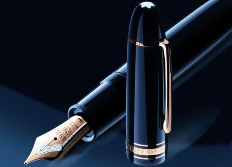stylo plume mont blanc meisterstuck prix