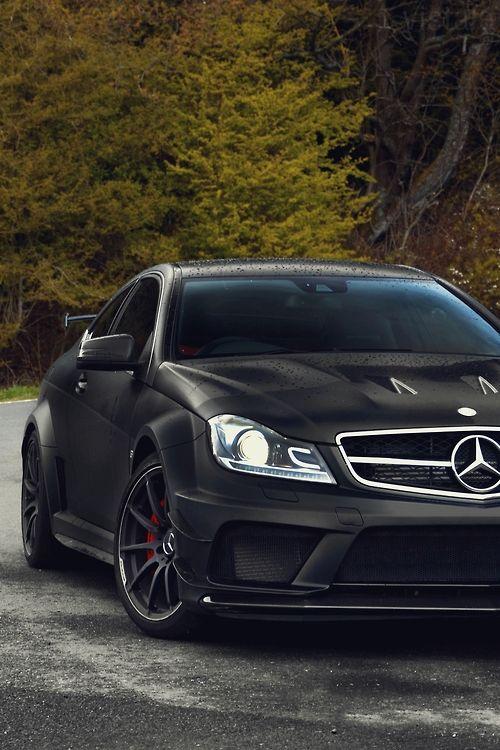 A beauty of a Mercedes...