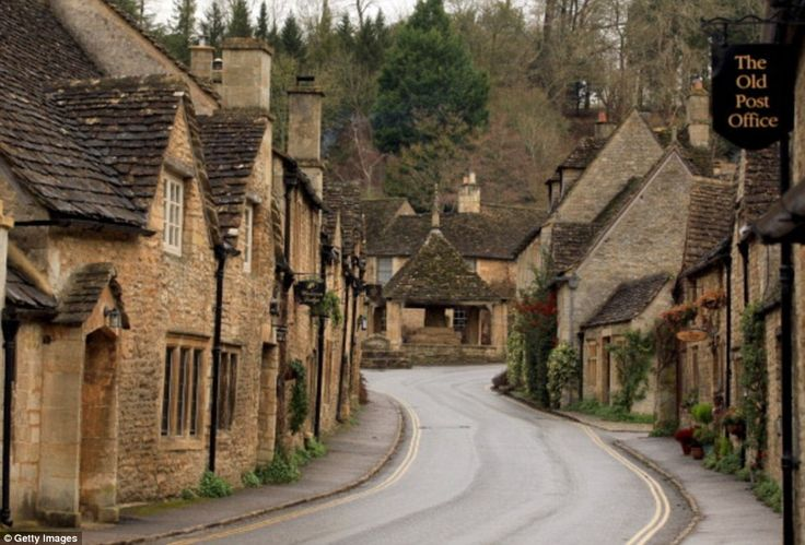 This magical village was once a weaving town at the heart of the Cotswolds wool trade: you can still see weavers' cottages where the local red and white cloth was produced