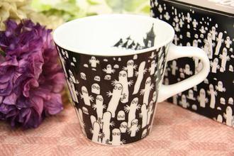 ★ NEW ★ Japanese Moomin mug Cup in 2013 new ( hattifattener )