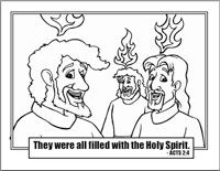 36 Best Bible NT Pentecost Images On Pinterest