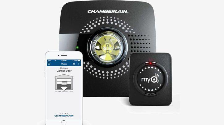 Chamberlain Myq Adds Garage Door Smarts For 20 Amazon Black