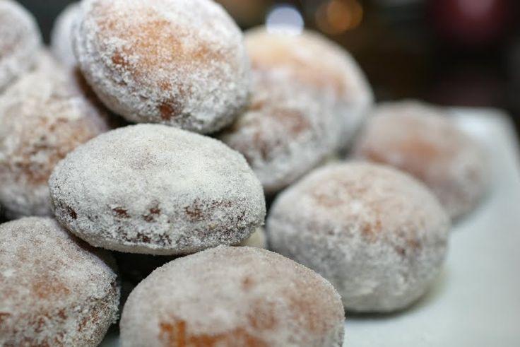 Bombolini (I love the names of traditional Italian food!)